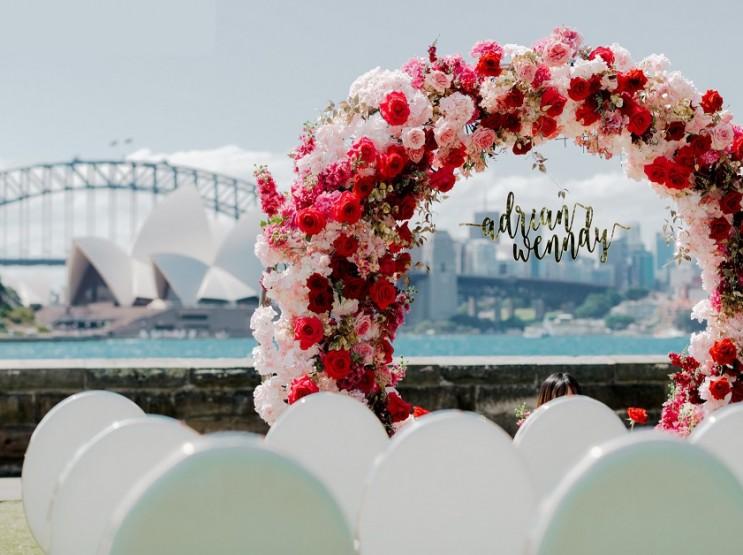 Outdoor wedding aisles sydney outdoor wedding aisles sydney banner junglespirit Choice Image